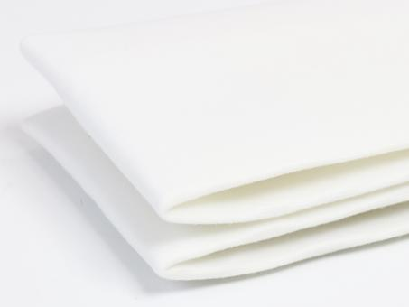 Soft and Stable White Stabilizer 18''